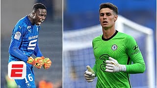 Chelsea complete Edouard Mendy signing ... what now for Kepa Arrizabalaga? | Premier League