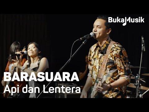 Barasuara – Api dan Lentera (Live Performance) | BukaMusik 2.0