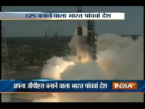 India Becomes 5th Nation to Have its Own Navigation Satellite Network