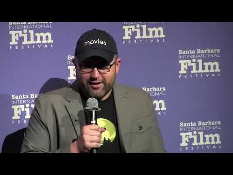 """SBIFF Cinema Society - """"Toy Story 4"""" Q&A With Josh Cooley (Complete)"""