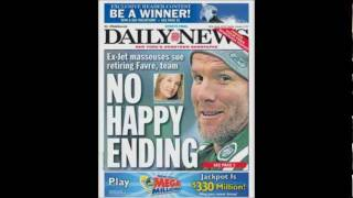 New York Daily News Top Front Page Headlines 2011
