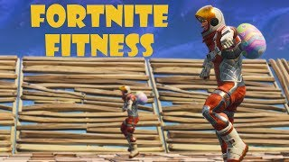 Fortnite Fitness - Pure Cardio Workout