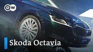 Skoda Octavia Weltpremiere in Prag | Motor mobil
