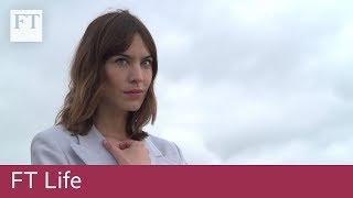 Alexa Chung on her new fashion collection