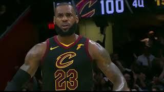 Cleveland Cavaliers vs Detroit Pistons Intro 2018