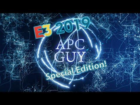 E3 Coverage! Navi, Zen 2, DOOM Eternal, Cyberpunk 2077, Elden Ring and more!
