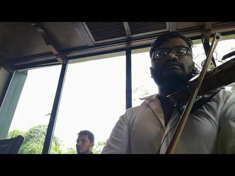 Heena Hathak Mada Violin Instrumental