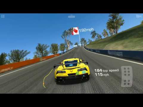 Real Racing 3 Corvette C6 R