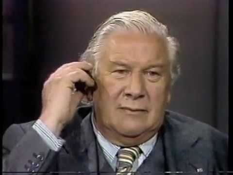 Peter Ustinov on Late Night, January 7, 1986
