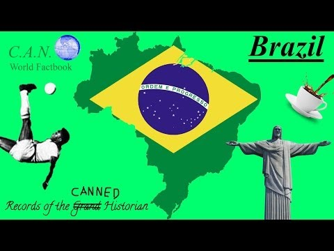 C.A.N. World Factbook: Brazil