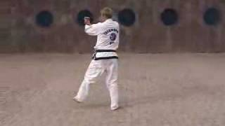 International Taekwondo Federation (ITF) Pattern 4