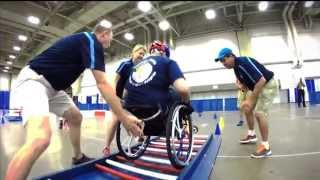 National Veterans Wheelchair Games - Adapt and Overcome