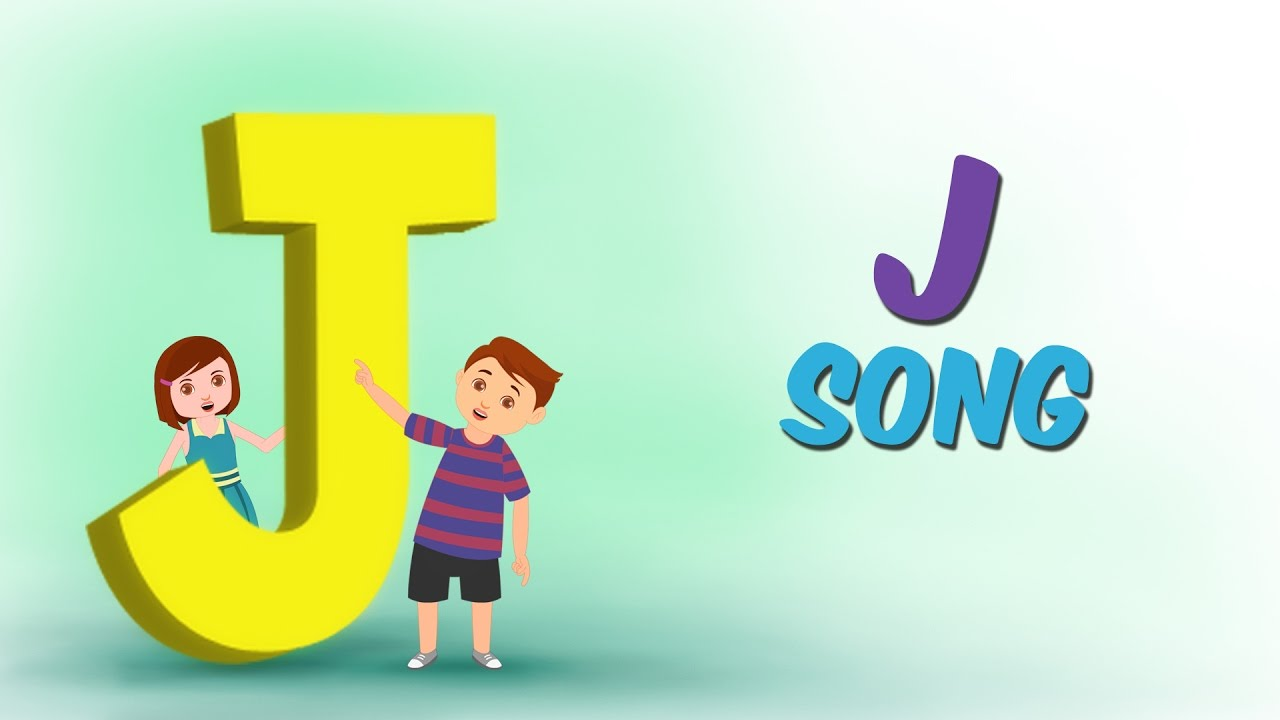 The Letter J Song - Alphabet Songs for kids - Nursery Rhymes by Kids ...