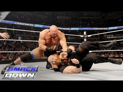 Ryback vs. Erick Rowan: SmackDown, Feb. 4,...