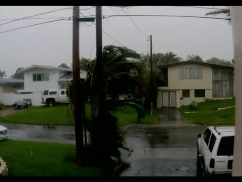 Hurricane Irma Live Stream Fort Lauderdale, Florida