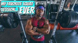 One Of My Best Squat Workouts EVER | IPF Worlds
