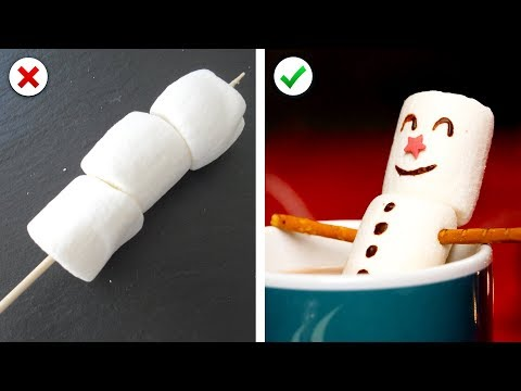 11 Simple and Creative Christmas Recipes! And More Christmas Treat ideas