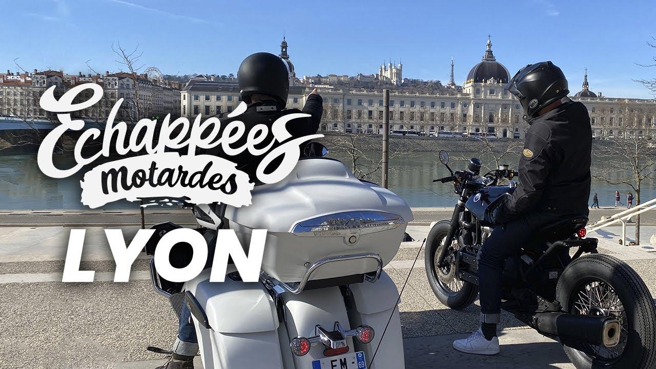 Échappées motardes - Lyon