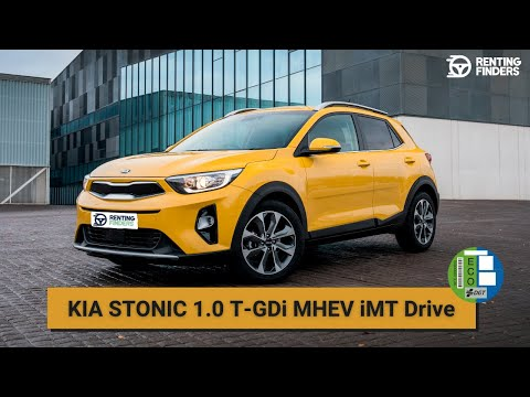 renting Kia Stonic1.0 T-GDI MHEV Imt Drive