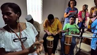 Coro Afro en la Liturgia - Piedad Afro (Etnia Negra Panamá)