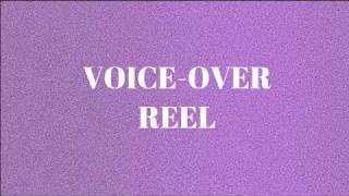 VOICE-OVER REEL