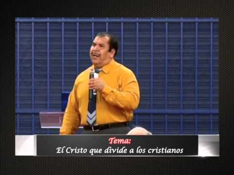 El Cristo que divide a los cristianos, pastor Rafael Rodriguez, 12 21 2014