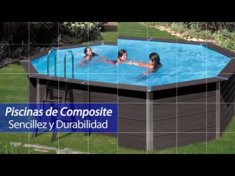 Manufacturas gre fabricaci n de piscinas elevadas youtube - Fabricacion de piscinas ...