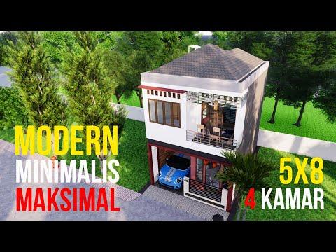 ide-design-rumah-5x8-2-lantai-4-kamar-tidur
