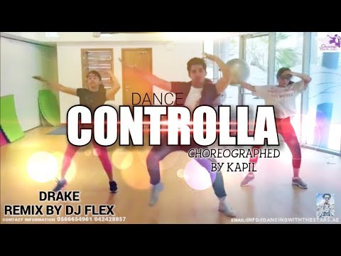 DRAKE_#CONTROLLA | DJ FLEX | Choreographed by Kapil | Business Bay BATCH | DUBAI