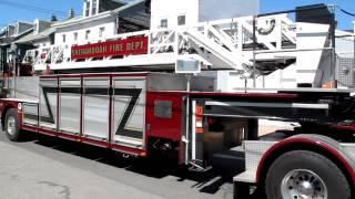 House Fire, East Coal St., Video 6, Shenandoah PA, 3-27-2012, TamaquaArea.com