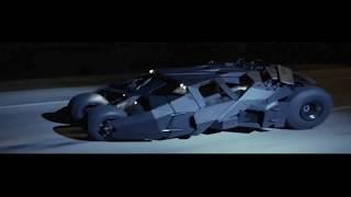 バットマン ビギンズ  逃走
