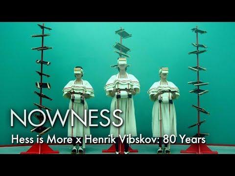 Hess is More x Henrik Vibskov: 80 Years