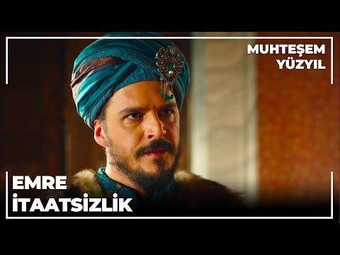 Şehzade Mustafa'nın Emre İtaatsizliği - Muhteşem Yüzyıl 92.Bölüm