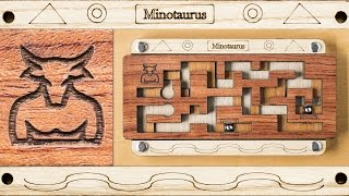 The Minotaurus - Multilayer Maze