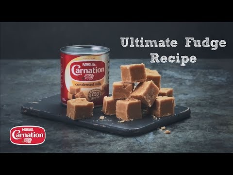 Carnation Ultimate Fudge Recipe