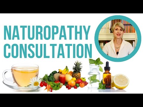 Naturopathic Consultation with Simona Vignali