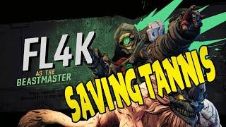 Saving Tannis| Borderlands 3 Fl4k Walkthrough | Episode 28
