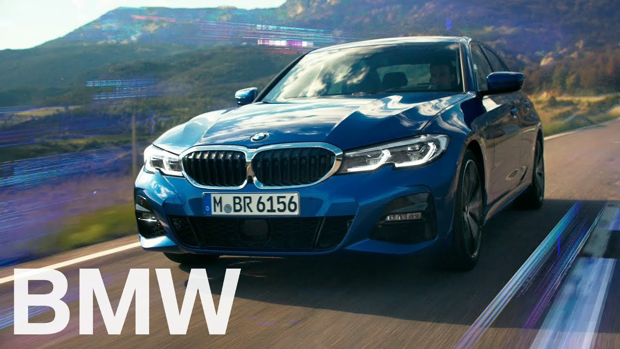 The All New Bmw 3 Series Official Launch Film G20 2018