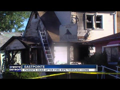 Deadly Eastpointe Fire