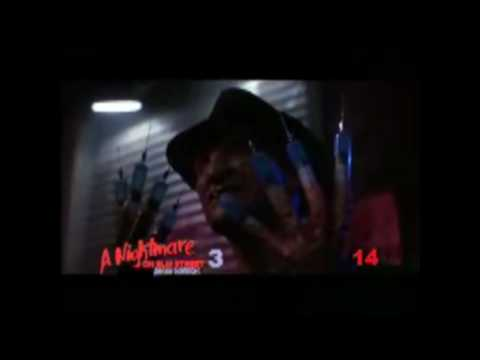 Man of Your Dreams M.O.D.  / Freddy Krueger S.O.D. (unoffical Music video)