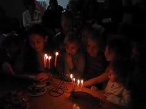 Minsk Jewish Campus Mazel Tov Children's Chanukah Concert
