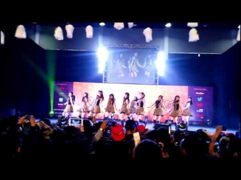 (FANCAM HD CLEAN ) JKT48 - Eien Pressure (K3)  #JKT48HalloweenHSF