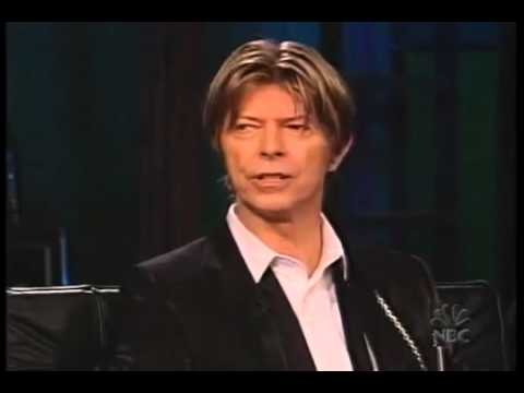 David Bowie 2002 Interview Discussing His Kids, Career; NIN, Pixies, Flaming Lips, Grandaddy, more Mp3