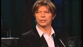 David Bowie 2002 Interview Discussing His Kids, Career; NIN, Pixies, Flaming Lips, Grandaddy, more