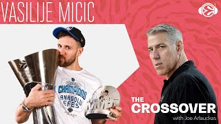 MVP Micic stops by The Crossover