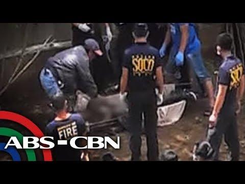 TV Patrol: Binatilyong nawawala, natagpuang patay sa may creek sa Baguio