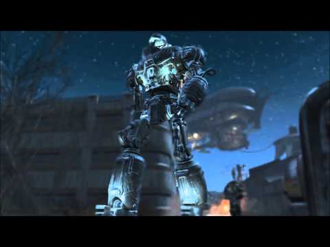 Fallout 4: Liberty Prime Quotes
