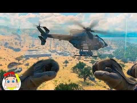 Воздушный бой - Call of Duty  Black Ops 4