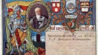"""Deutscher Militärmarsch """"Jubiläums-Fest-Marsch"""""""