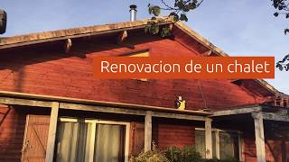 Video de un cliente, renovacion de un chalet